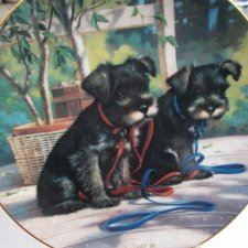 A New Leash on Life   1987   by Jim Lamb