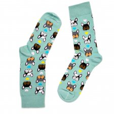 Frenchie Socks!