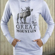 Bluza long The greate mountain