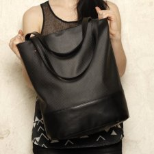 Shopper bag xl czarna