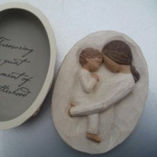 Tenderness-  willow tree 2004 Susan Lordi -    kolekcjonerska figurka -puzderko  demdaco