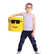 Poducha głowa LEGO