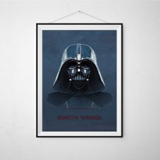 Star Wars Darth Vader| llustration art | A3