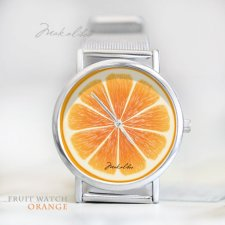 12 % OFF Orange Watch