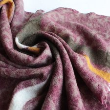 WOOL EXCLUSIVE SCARF