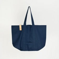 NAVY BLUE STREET BAG - REGULAR