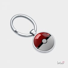 Brelok do kluczy POKEBALL