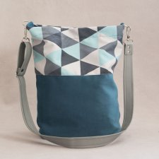 TORBA too duo blue