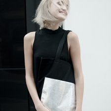 Black Hologram Bag