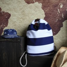 Plecak City Backpack - Marine Wave