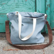 softbag light blue