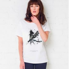 DRAGONFLY PAINTED Oversize T-shirt