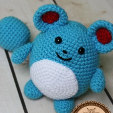 Pokemon Marill