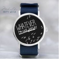 12 % Happy Watch - I'm Late + opakowanie