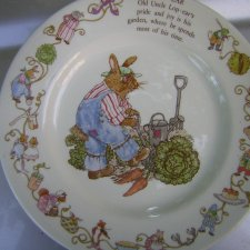 Wedgwood of etruria & Barlaston oakapple wood  -jenny partridge ilustrations -worlds work limited