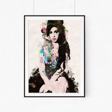 Amy Winehouse A2 art giclee print