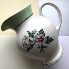 WEDGWOOD 26cm. ༺❤༻ Applebee Collection - The Royal  Horticultural Society ༺❤༻ Piękny duży dzban ༺❤༻