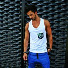 TANK TOP ONE POCKET UNISEX kolory