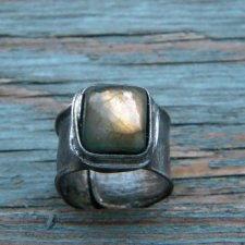 Roman Ancient Ring ;) labradoryt