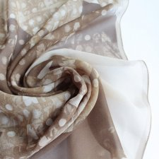 DKNY silk SCARF exclusive