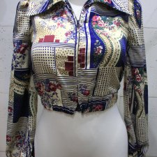 Zipper shirt 70s