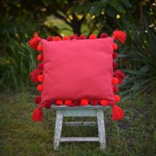 Poduszka Happy Pillows- RED