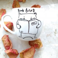 Kubek 300 ml book lover