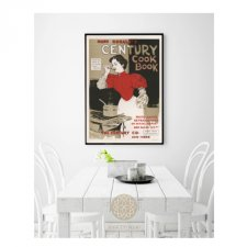 "Plakat ""COOKBOOK"" 50x70"