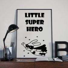 Plakat Little Hero