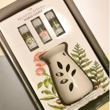 Rzadkość! ❀ڿڰۣ❀ YANKEE CANDLE ❀ڿڰۣ❀ Relaxing Rituals ❀ڿڰۣ❀ Nowy komplet