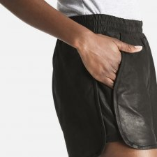 Y.A.S. Leather Shorts