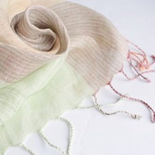 EXCLUSIVE scarf linen