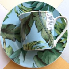 ❀ڿڰۣ❀ KONITZ - MUGS MADE FOR YOU GERMANY 1909 ❀ڿڰۣ❀Tropikalna, w soczystych kolorach #3