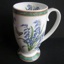 FLOWER OF THE  MONTH  - MAY - HUDSON MIDDLETON - FINE BONE CHINA  szlachetnie porcelanowy kubek