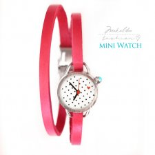 Mini Love Watch - white Makaliboo