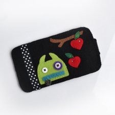 Monster in Love etui na telefon
