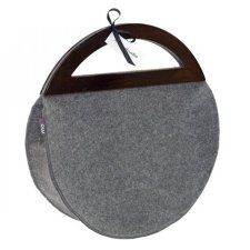 PROMOCJA !!! Round Glamour Gray
