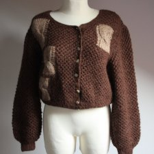 Brown vintage sweater