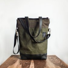 Torba Double Canvas Khaki