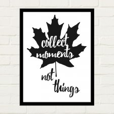 COLLECT MOMENTS Plakat 30x40
