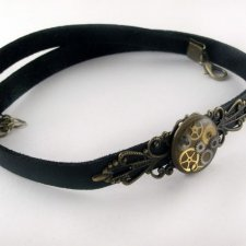 Chocker steampunk 2