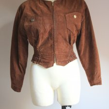 Genel London vintage leather jacket