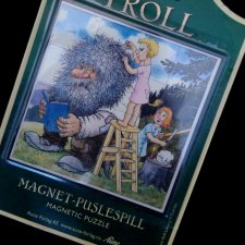 Magnetic Puzzle - troll ❀ڿڰۣ❀ Nowe
