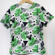 T-shirt monstera