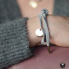 mini light grey ring