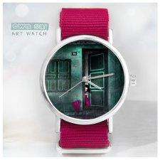 Deszcz Zaczarowany - zegarek z grafiką