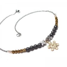 Alloys Collection - /flower/ - choker