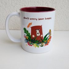don't worry bear happy / miś 330 ml