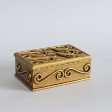 stylowa szkatułka na skarby