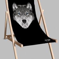 Leżak Black | Wilk